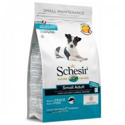 Schesir Small Adult, суха храна, за малки породи, над 12 месеца (Адълт), с Риба, 2 кг.